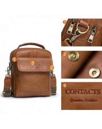 46b5258e1d9f Mens Genuine Leather Crossbody Single-Shoulder 9