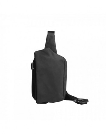 Water resistant Universal Unbalance Backpacks Crossbody