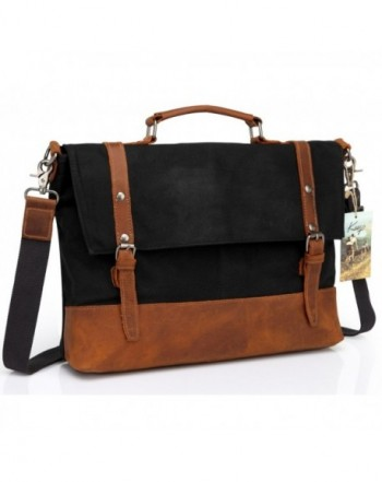 Messenger Kasqo Resistant Briefcase Crossbody