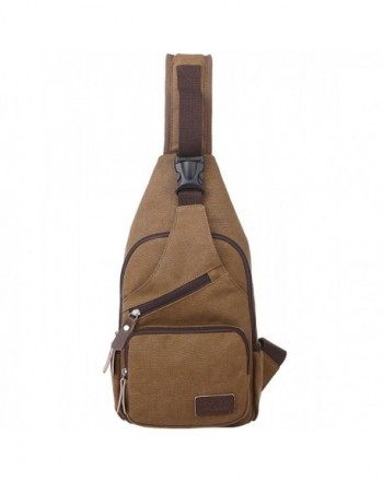 Mygreen Canvas Outdoor Rucksack Backpack