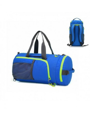 Waterproof Lightweight Foldable Shoulder Backpack