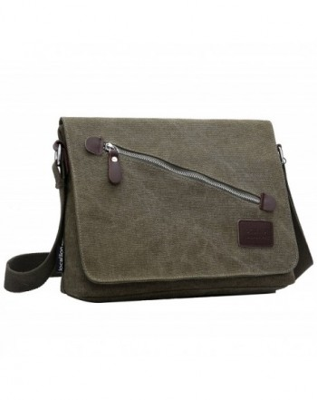 Messenger Milatary Crossbody 6army green