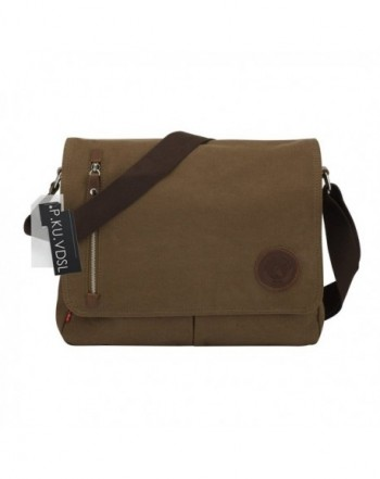 e96a2984ee Canvas Messenger Bag Vintage Small iPad Shoulder Bag Crossbody bag ...