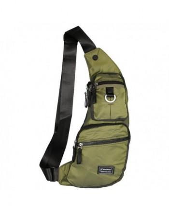 Vanlison Sling Backpack Shoulder Crossbody