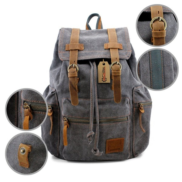 GEARONIC TM Backpack15 Messenger Drawstring
