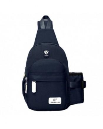 Qweryboo Crossbody Shoulder Backpack Single Shoulder