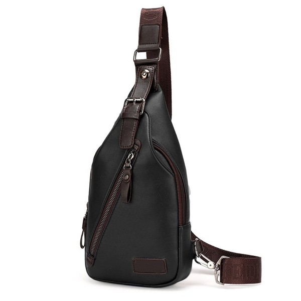 Crossbody Dackpack Magnetic Shoulder Backpack