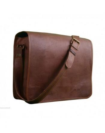 Handolederco Leather Messenger Handmade Satchel