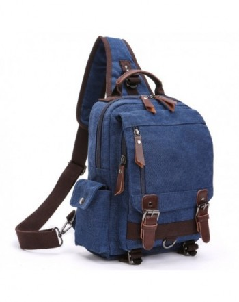 159f3e04c8 F color Shoulder Backpack Everyday Adjustable - One Strap Sling Bag ...