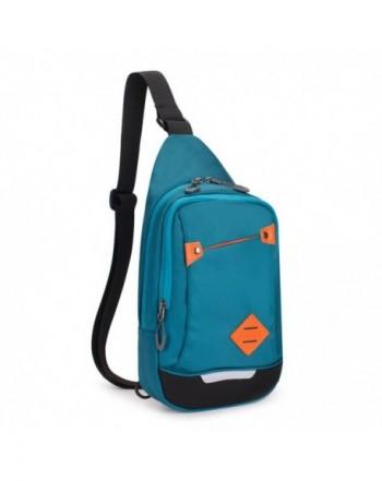 HENGREDA Crossbody Backpack Waterproof Adjustable