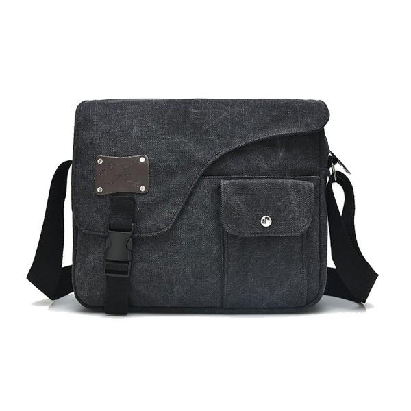 Degohome Backpack Vintage TravelMessenger Shoulder