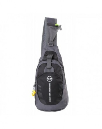 HONEYJOY Backpack Shoulder Unbalance Outdoor
