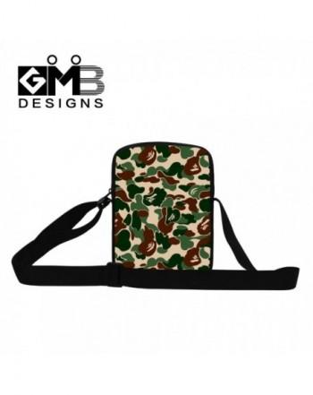 Generic Camouflage Casual Messenger Crossbody