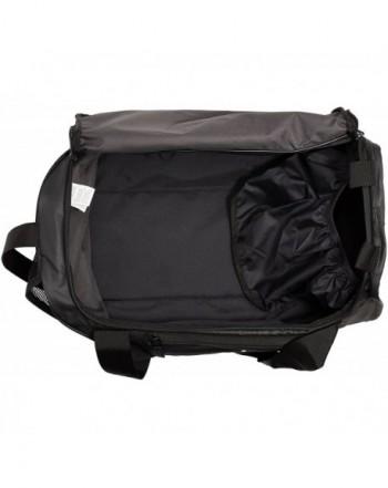 348738ecee Nike Alpha Adapt Cross Body Medium Duffel Bag - BLACK/BLACK/WHITE -  CK121D8SN85