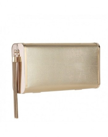 M10M15 Clutch Tassel Evening Hardcase