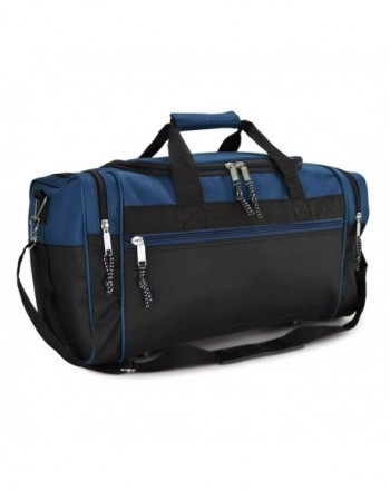 DALIX Sports Duffle Travel Adjustable