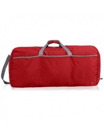 Large Duffel Bag Red