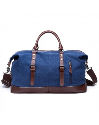 Travel Duffel Leather Weekend Overnight