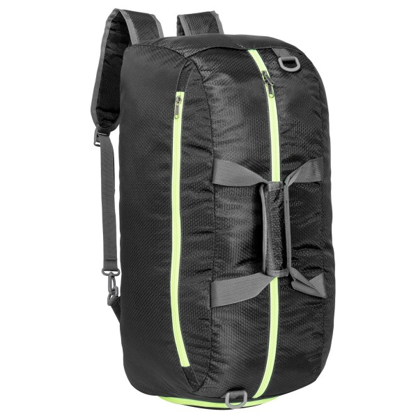 Riavika Backpack Luggage Compartment Women Black