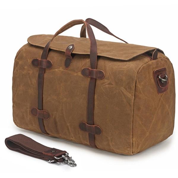 BuyAgain Weekend Overnight Genuine Leather