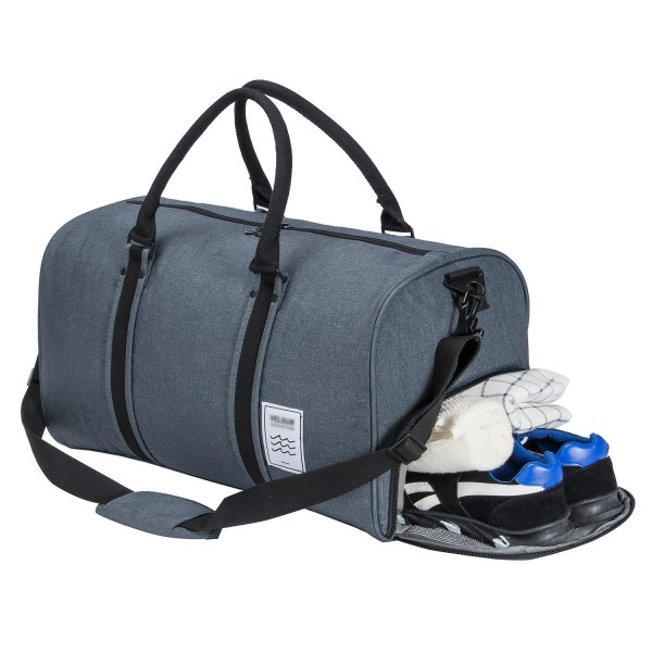 Duffle Weekend Compartment Oversize Capacity