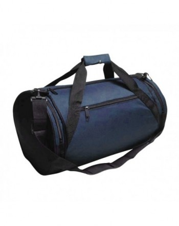 Round Duffle Flexible Roll Navy