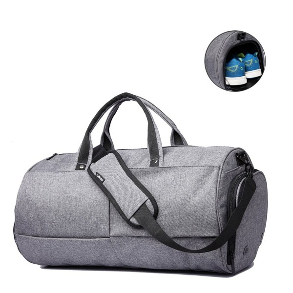 Sports Duffels Waterproof Luggage Compartment