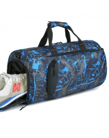 Sports Compartment Weekender Overnight luggage