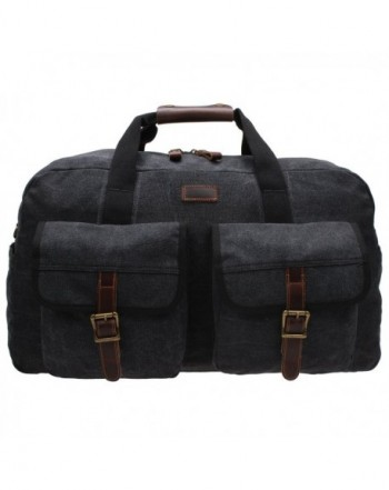 Weekender Canvas Overnight Luggage DX 001