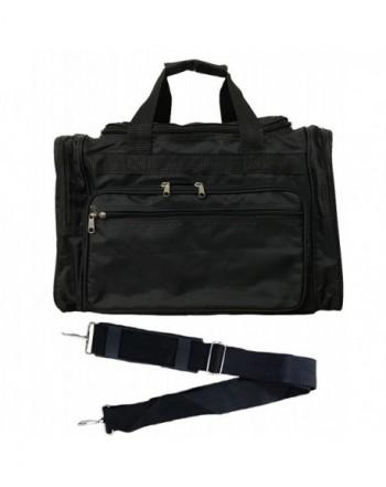 92559d0736 19-inch Duffle Bag Multiple Design Travel Size Duffel Bag by - Black -  CY186WD70Z4