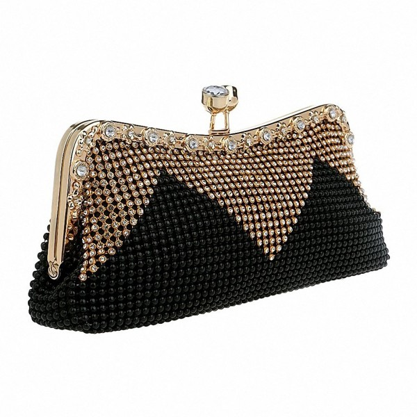 Afibi Handbags Rhinestone Evening Clutches