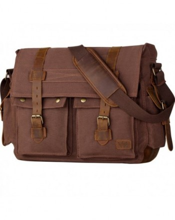Wowbox Messenger Vintage Military Shoulder