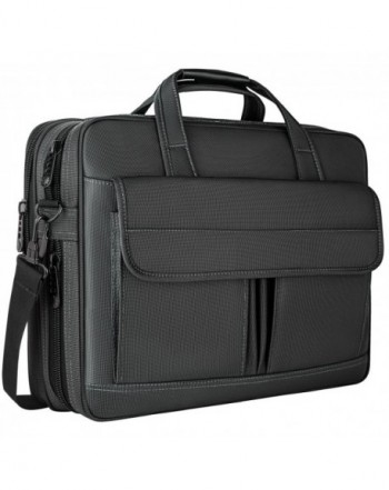 Resistant Briefcase Expandable Messenger Taygeer