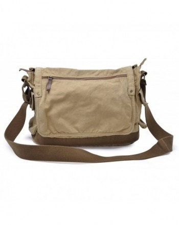 Gootium Vintage Messenger Cross body Shoulder