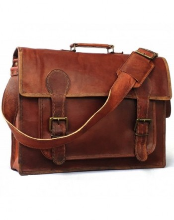 Vintage Couture Genuine Business Messenger