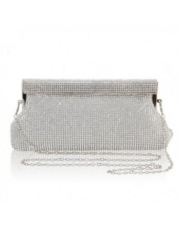 Hynes Victory Crystal Rhinestone Handbags