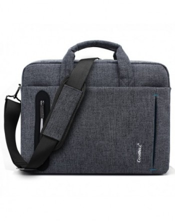 CoolBELL Messenger Multi compartment Briefcase Ultrabook