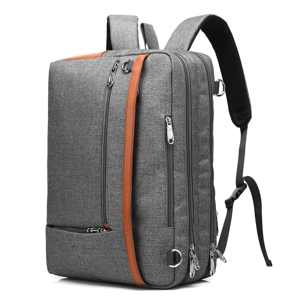CoolBELL Convertible Messenger Briefcase Multi functional