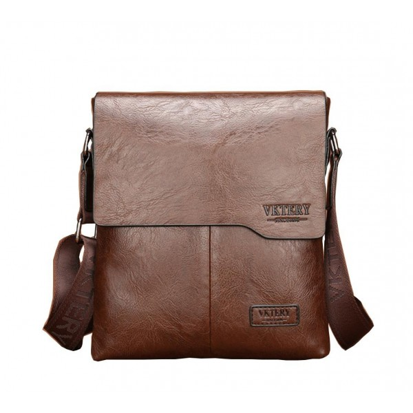 Shoulder Messenger Crossbody Business Briefcase