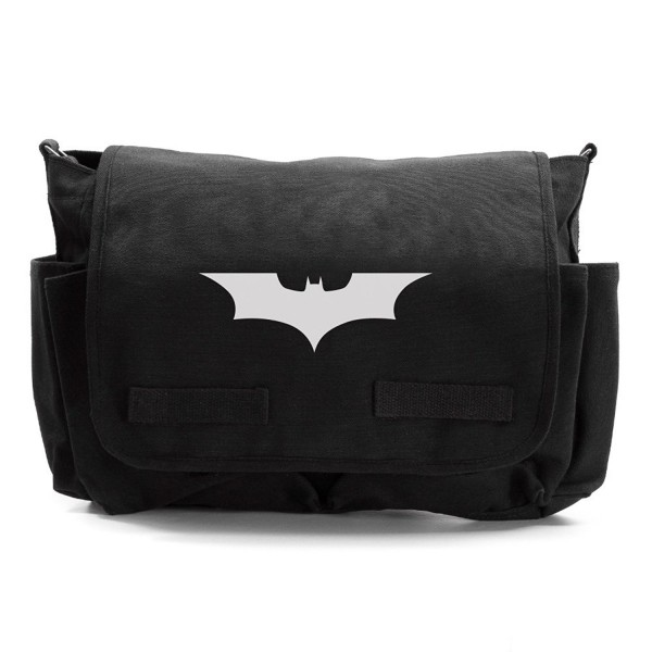 Batman Army Heavyweight Messenger Shoulder