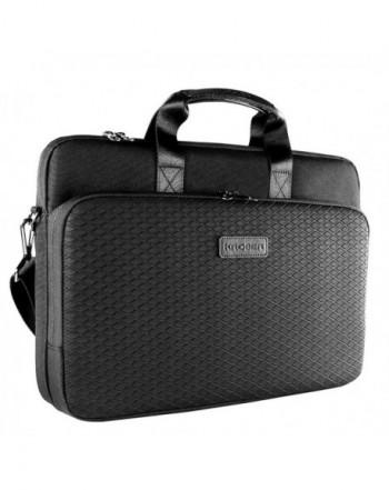 KROSER Briefcase Repellent Messenger Men Black