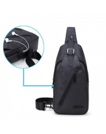 Stuo Headphone Waterproof Crossbody Messenger