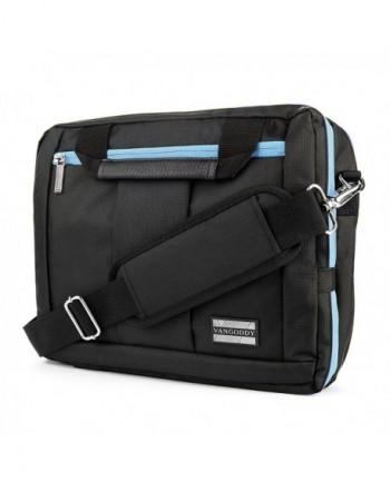 VanGoddy Messenger Backpack Briefcase Transformer