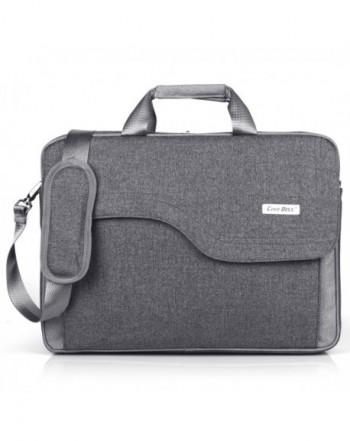 c61777a451 15.6 Inch Laptop Bag Nylon Shoulder Bag Messenger Hand Bag Briefcase ...