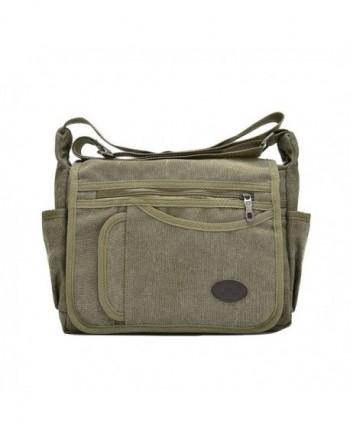 Fabuxry Messenger Pockets Shoulder Handbags