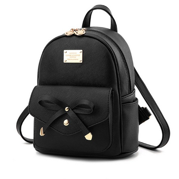 Leather Backpack Fashion Small Daypacks