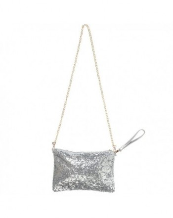 OULII Fashion Glitter Handbag Shoulder