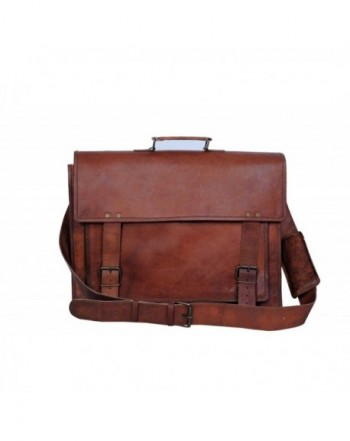 Komals Passion Leather Handmade Messenger