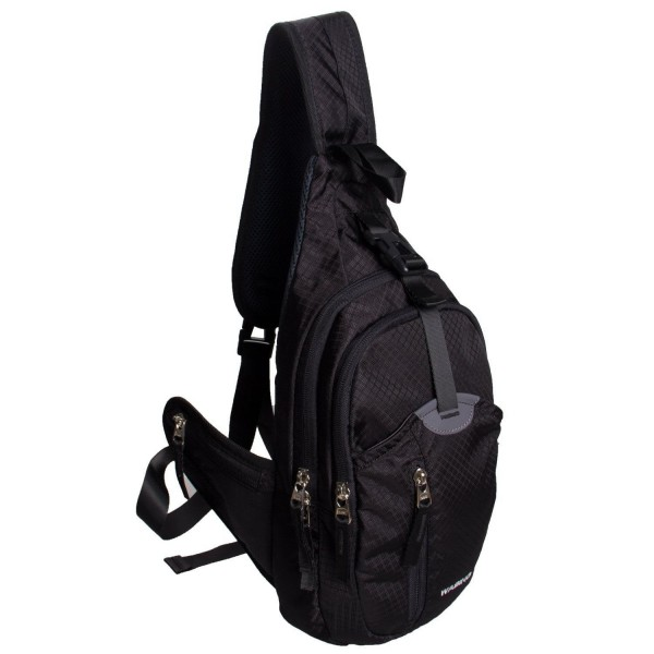 WASING Military Shoulder Backpack WS ChestPack black