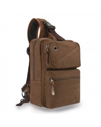 ibagbar Sling Crossbody Shoulder Backpack